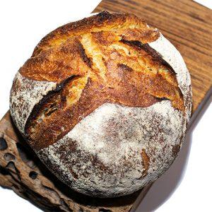 Boule de pain campagne