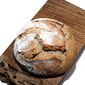 Boule de pain aux herbes