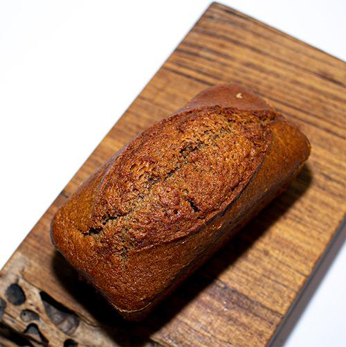 Cake à la farine de courge
